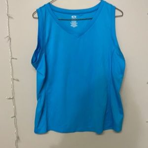 Athletics works tang top XL